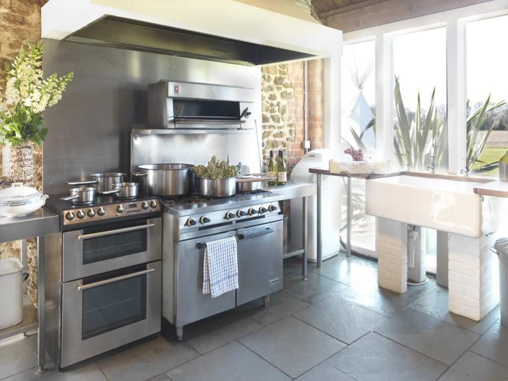 A Chef's Kitchen paradise at Ash Tree Barns, Narborough, Norfolk