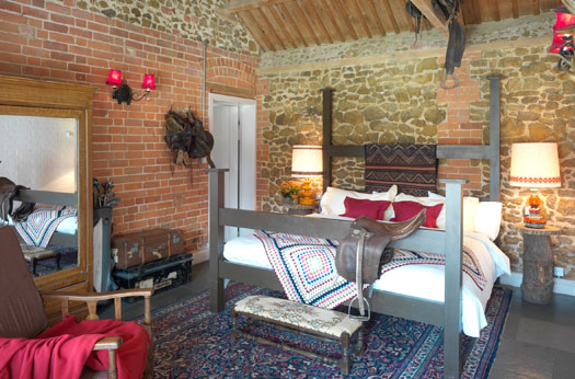 The Prairie Room, Ash Tree Barns, Norfolk