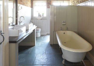 Family Bathroom at Ash Tree Barns, Norfolk