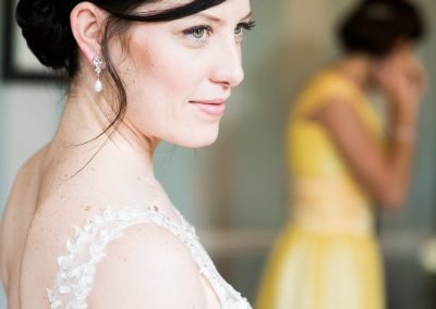 Natural wedding make-up look. Courtesy of fionasweddingphotography.co.uk