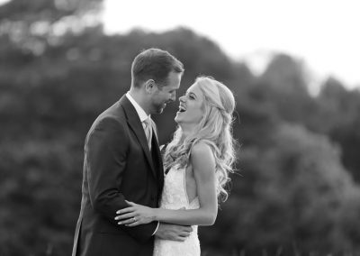 Wedding bliss by hair stylist Claire Wallace, photo by Matt Heath