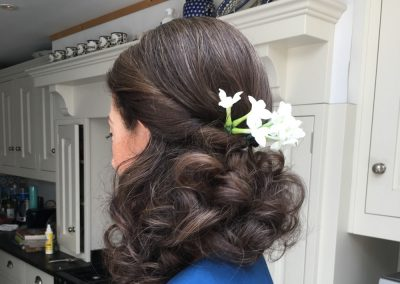 Wedding Hair by Claire Wallace