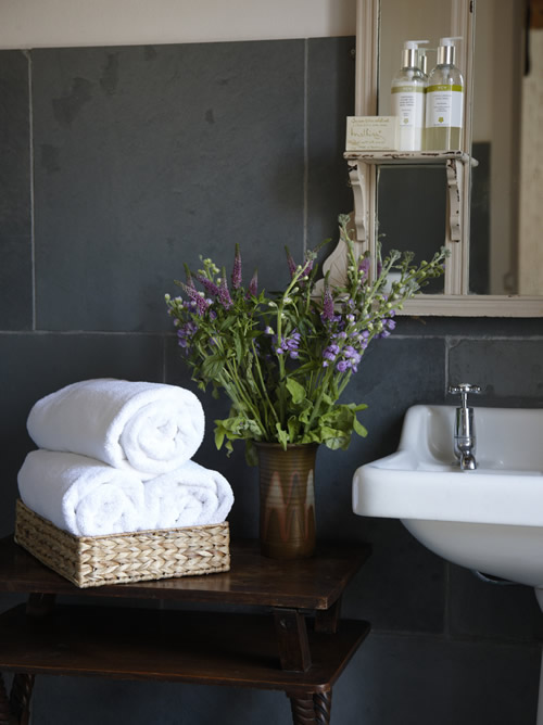 The Prarie Ensuite room at Ash Tree Barns