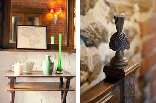 Scottish Cabin room at Ash Tree Barns
