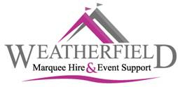 Weatherfield Marquee Hire for Ash Tree Barns