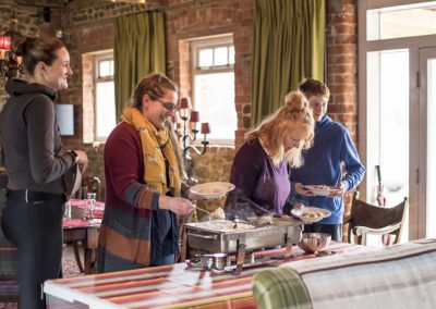 Indian Food Workshop with Lunch at Ash Tree Barns