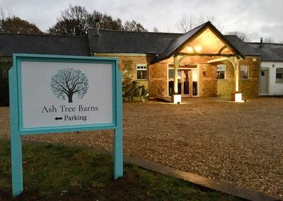 Welcome to Ash Tree Barns