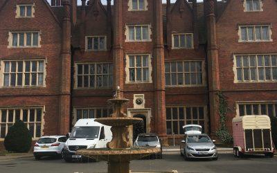 Dunston Hall Wedding Fair