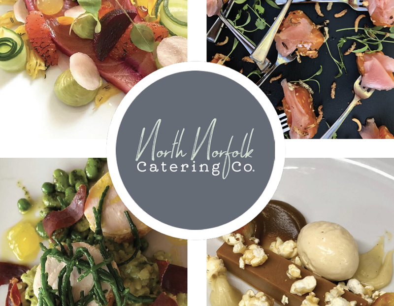 North Norfolk Catering at Ash Tree Barns