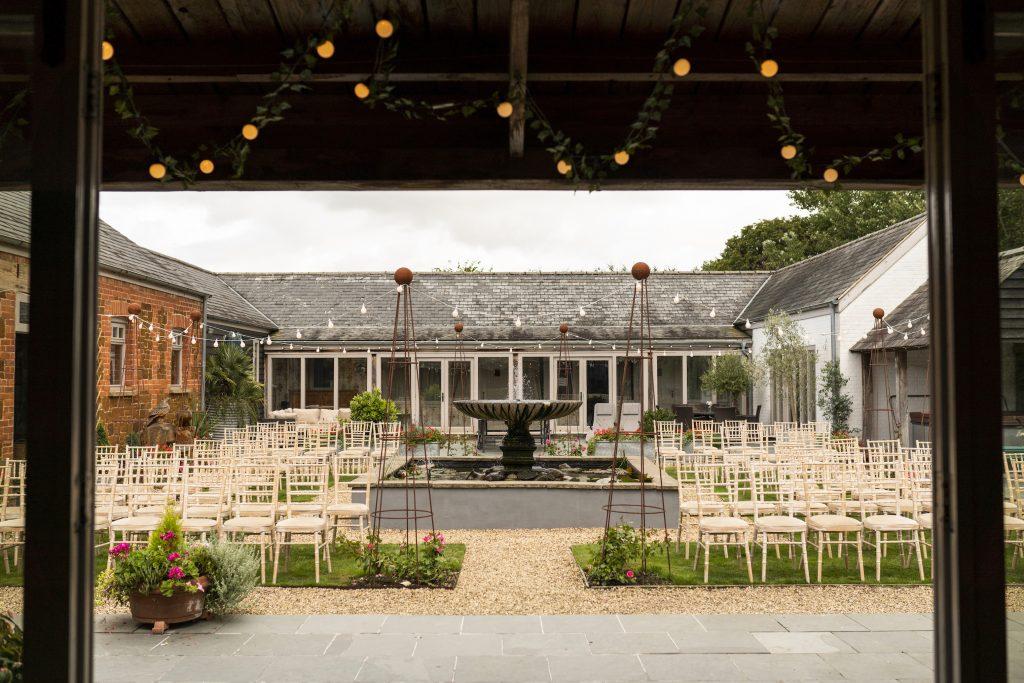 barns in Norfolk for weddings