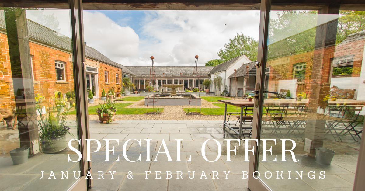 Ash Tree Barns Special Offer January & February 2020