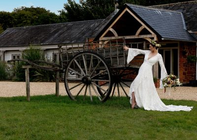 Weddings at Ash Tree Barns