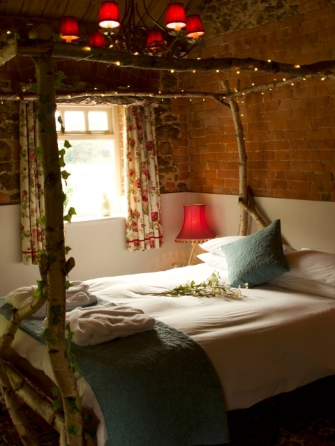 One double bedroom at Ash Tree Barns; barn wedding venues Norfolk